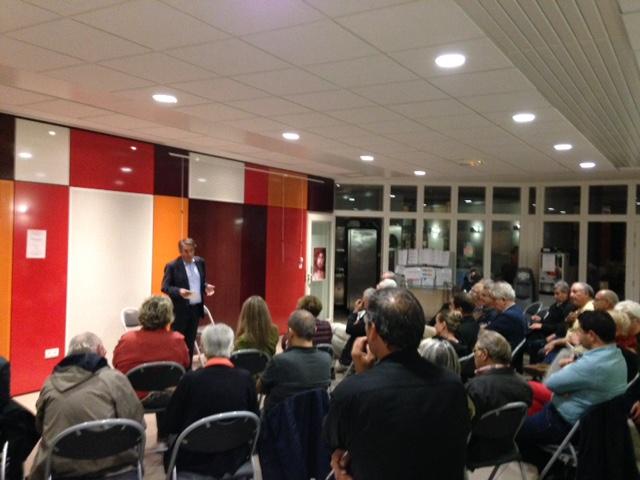 Réunion du club Initiatives à Grenoble – 20 octobre