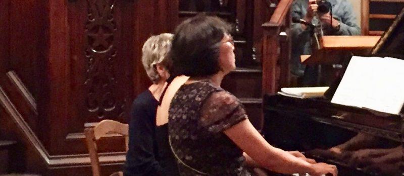 Concert de piano à 4 mains