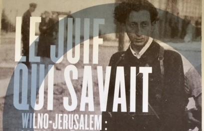 Abba Kovner, figure légendaire du juif qui savait