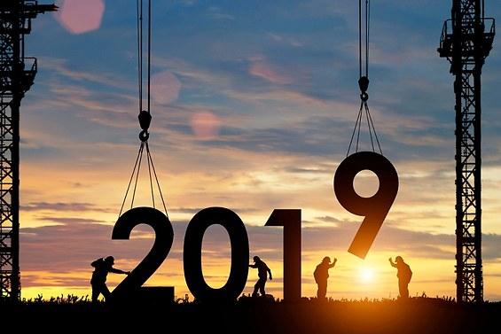 Que 2019 se lève sur 365 matins d'espoir et de bonheur!