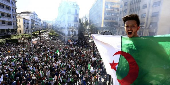 «Libérez l'Algérie» (*)